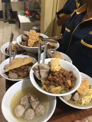 Foto 2 - Makanan di Mie Ayam Bakso Yunus oleh Nanakoot