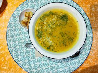 Foto 3 - Makanan(Pumpkin soup) di Mamma Rosy oleh Komentator Isenk