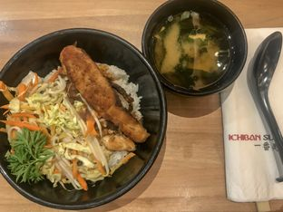 Foto 1 - Makanan di Ichiban Sushi oleh feedthecat