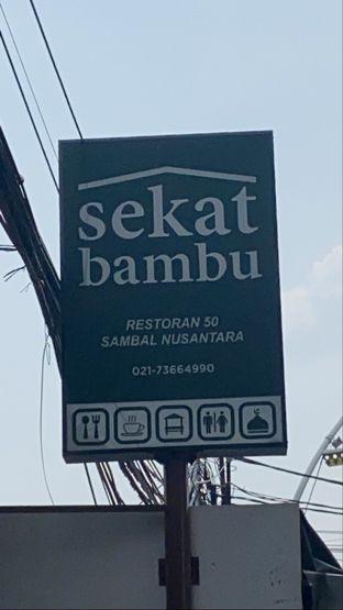 Foto review Sekat Bambu oleh Levina JV (IG : levina_eat ) 22