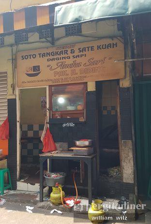 Foto review Kedai Soto Tangkar & Sate Kuah Daging Sapi Aneka Sari Pak H. Diding oleh William Wilz 1