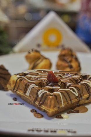 Foto review MOREAU Chocolatier's Cafe oleh Dony Jevindo @TheFoodSnap 2