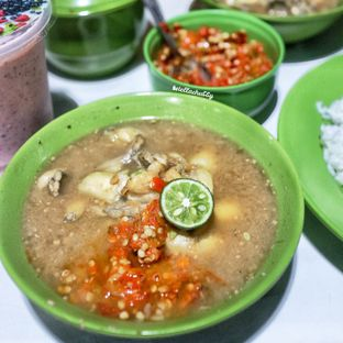 Foto 2 - Makanan(Swike kuah) di Swike Karang Anyar oleh Stellachubby