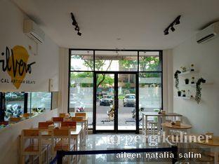 Foto 3 - Interior di Ilvero Gelateria oleh @NonikJajan