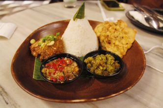 Foto Makanan di Gormeteria