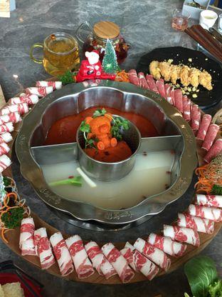 Foto 5 - Makanan di Chongqing Liuyishou Hotpot oleh @Itsjusterr