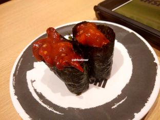 Foto 1 - Makanan di Genki Sushi oleh Devi Renat