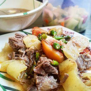 Foto - Makanan(Soto Oseng Campur) di Soto Betawi H. Mamat oleh Eric  @ericfoodreview