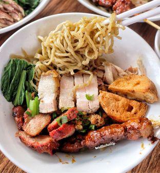 Foto 2 - Makanan di Huang Noodle Bar oleh Stellachubby