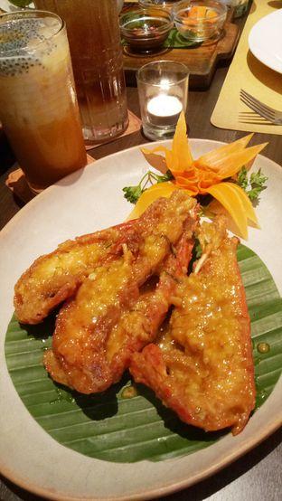 Foto 8 - Makanan(Jumbo prawn golden egg yolk) di Seribu Rasa oleh maysfood journal.blogspot.com Maygreen