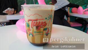 Foto 2 - Makanan(Es Kopi Susu Tuya) di Kopi Tuya oleh Ivan Setiawan