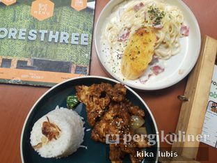 Foto review Foresthree oleh Kika Lubis 3