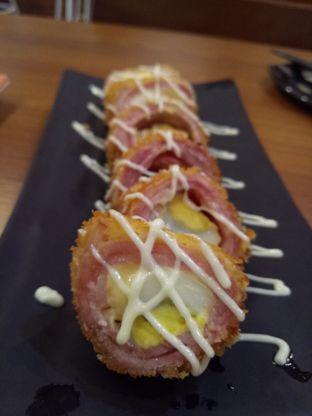Foto 4 - Makanan di Sushi Man oleh @duorakuss