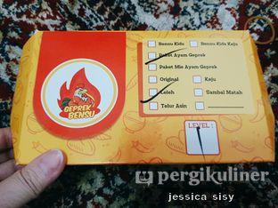 Foto review Geprek Bensu oleh Jessica Sisy 3