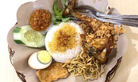 Nasi Uduk Gang Lombok
