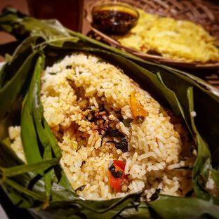 Foto - Makanan(Nasi Bakar Ayam Asap) di Remboelan oleh Eric  @ericfoodreview