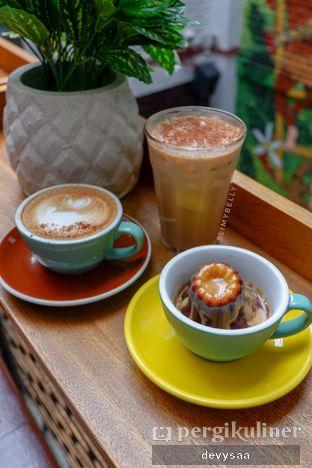 Foto 1 - Makanan di Giyanti Coffee Roastery oleh Slimybelly