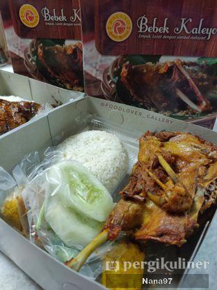 Foto 2 - Makanan di Bebek Kaleyo Express oleh Nana (IG: @foodlover_gallery)