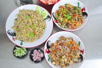 Foto Makanan di Kembang Bawang