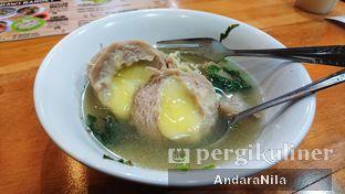Foto 1 - Makanan di Bakso Boedjangan oleh AndaraNila