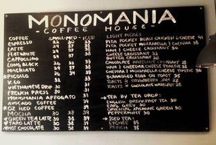 Foto 4 - Menu di Monomania Coffee House oleh Aldi Ciptadi