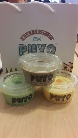 Foto - Makanan di Puyo Silky Desserts oleh Jesslyn Karev