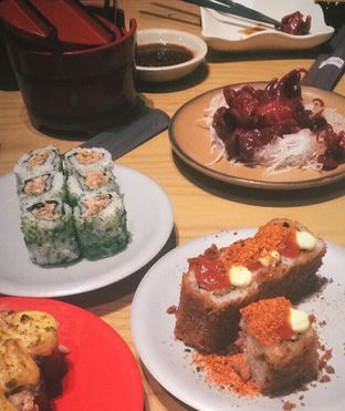 Foto - Makanan di Sushi Tei oleh Abi Dzar AG | @abidzaralgh