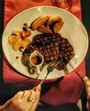 Foto 7 - Makanan(Rib EyeBlack 220g) di Platinum Grill oleh Oryza Sativa