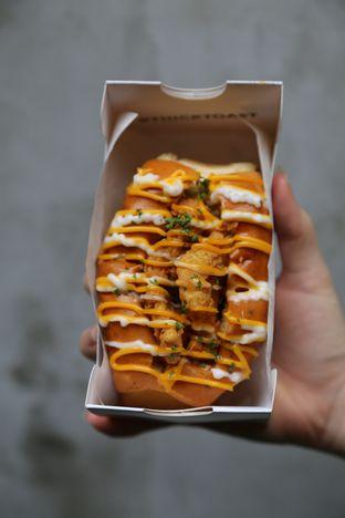 Foto 6 - Makanan(cheezy mania chicken) di Thick Toast oleh Adelaide Lavenia