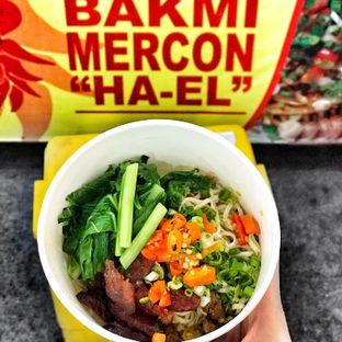 Foto - Makanan di Bakmi Mercon Ha - El oleh Vici Sienna #FollowTheYummy