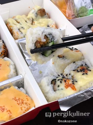 Foto review Ichiban Sushi oleh Onaka Zone 3