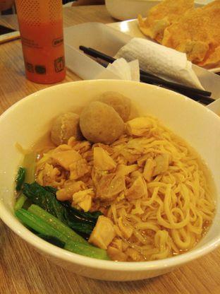 Foto 1 - Makanan di Bakmi GM oleh ochy  safira