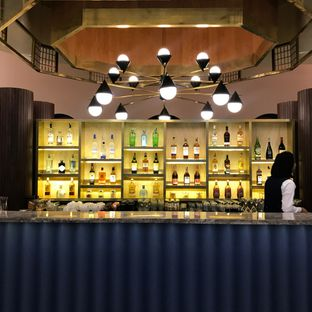 Foto 2 - Interior di Mare Nostrum - Grand Sahid Jaya Hotel oleh Della Ayu