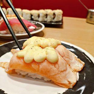 Foto 1 - Makanan di Genki Sushi oleh ruth audrey