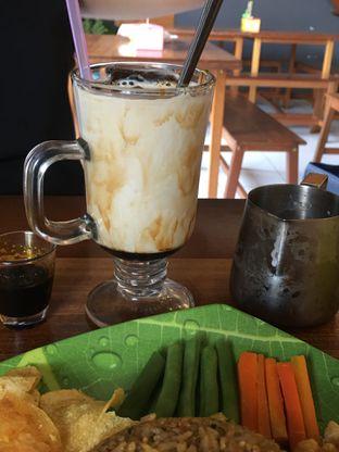 Foto 1 - Makanan di Nasi Goreng Bistik Sawah Kurung oleh Mariane  Felicia
