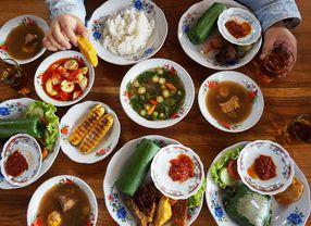 Rumah Makan Sunda di Bogor yang Pas untuk Adakan Kumpul Keluarga
