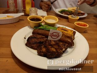 Foto 1 - Makanan di Holycow! STEAKHOUSE by Chef Afit oleh Mich Love Eat