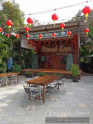 Foto 21 - Interior di Taman Santap Rumah Kayu oleh Ruly Wiskul
