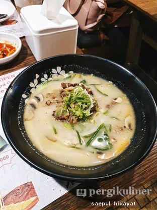 Foto 1 - Makanan(Chadol Hayan Jjampong) di Noodle King oleh Saepul Hidayat