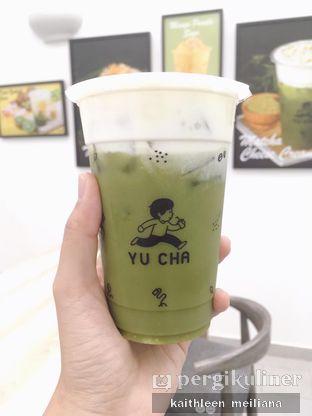 Foto review Yu Cha oleh Kaithleen Meiliana 1
