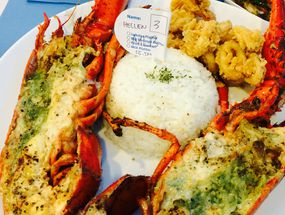 Foto Loobie Lobster
