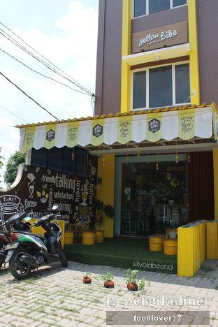 Foto review Yellow Bike Coffee oleh Sillyoldbear.id  12