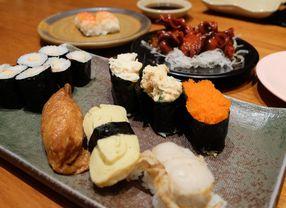 10 Tempat Makan Sushi di Jakarta Barat yang Perlu Kamu Coba