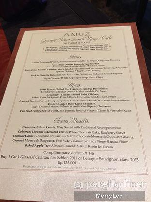 Foto review Amuz oleh Merry Lee 2