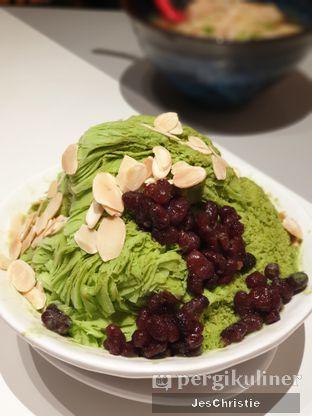 Foto 3 - Makanan(Greentea Snow Ice) di Hongkong Sheng Kee Dessert oleh JC Wen