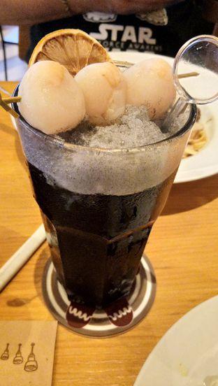 Foto 3 - Makanan(Lychee Charcoal Lemonade) di Pancious oleh Komentator Isenk