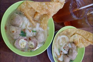 Foto 1 - Makanan di Bakso Solo Samrat oleh Nerissa Arviana