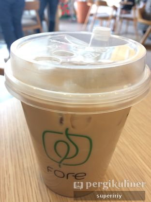 Foto review Fore Coffee oleh @supeririy  2