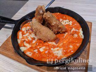 Foto 2 - Makanan(Chicken mac & cheese) di Patbingsoo oleh Affrizal Nagasena
