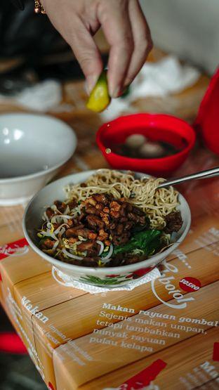 Foto 3 - Makanan di Bakmie Jamur Vegan Vegetarian 99 oleh deasy foodie